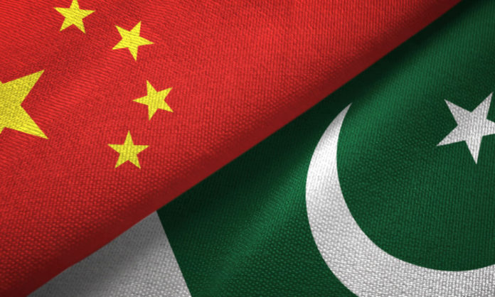 song released on 70 years of Pak china