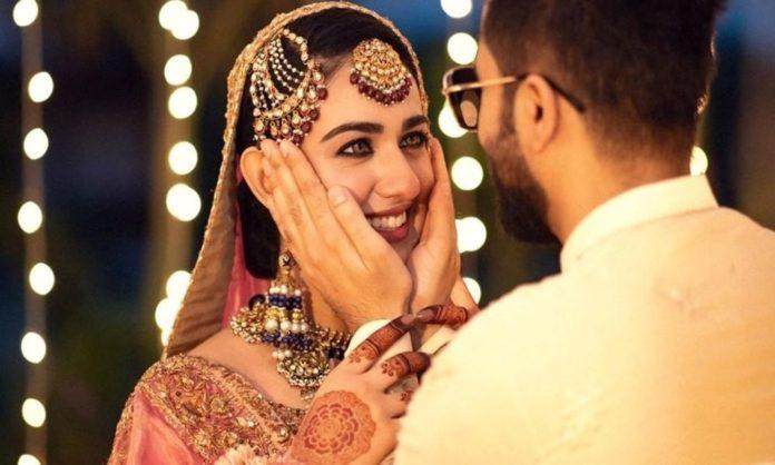 Sarah Khan Reveals Details About How She Got Married