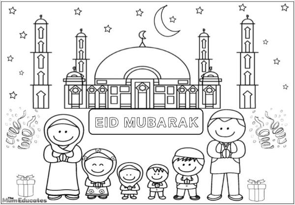 activities kids eid 2021