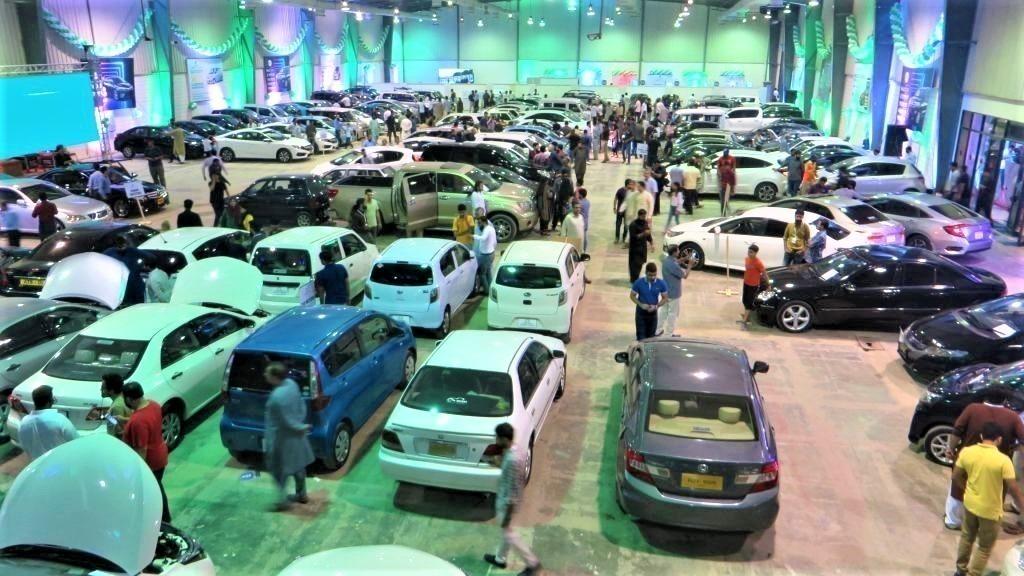 auto show in pakistan in november