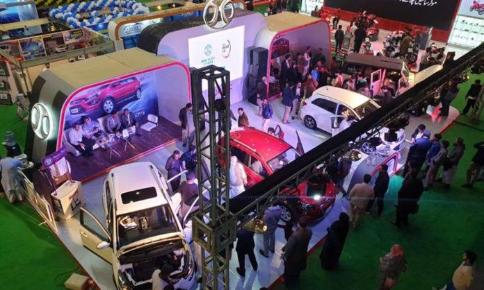 auto show in pakistan again soon