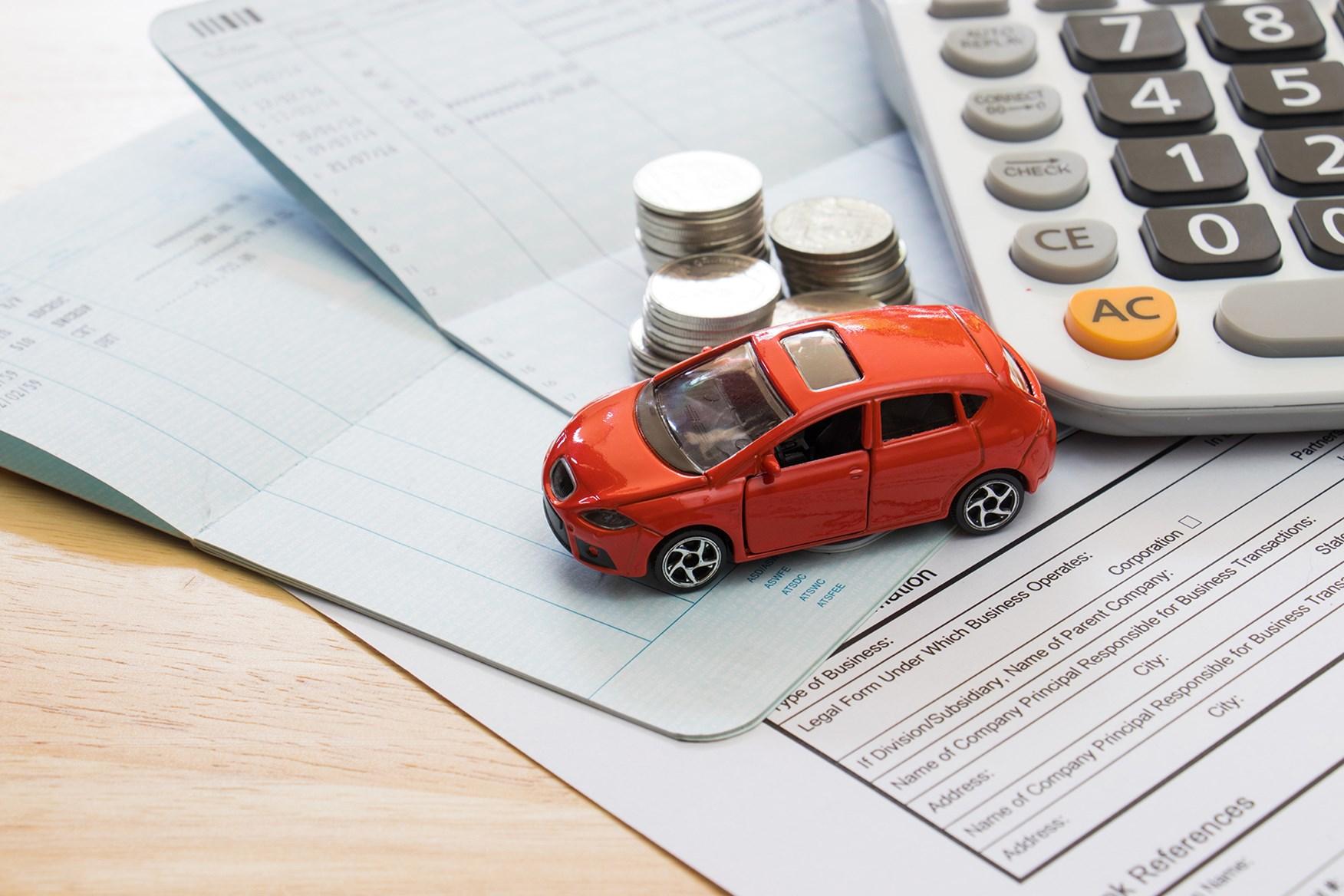 tax slashing on automobiles