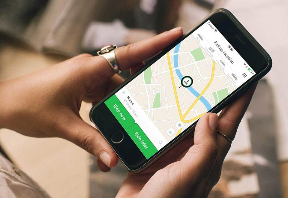careem and food drone delivery