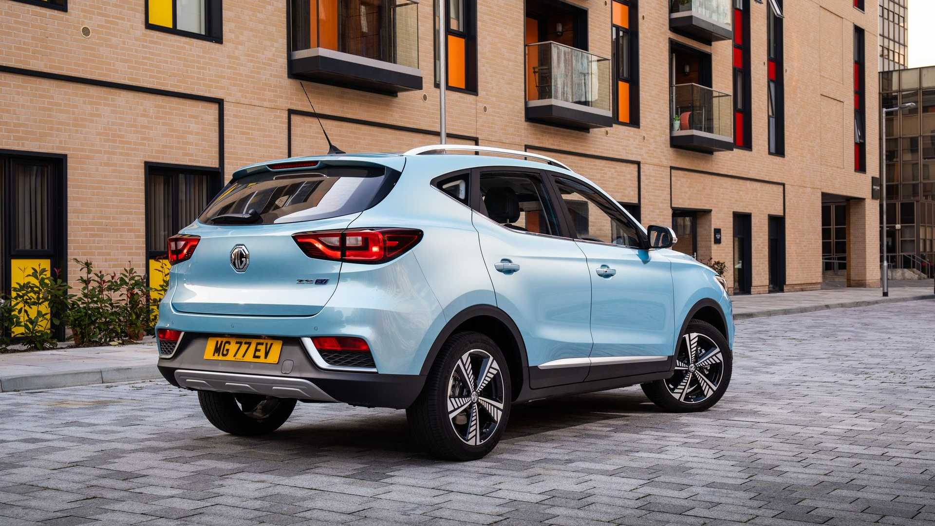 MG ZS EV coming to Pakistan on local