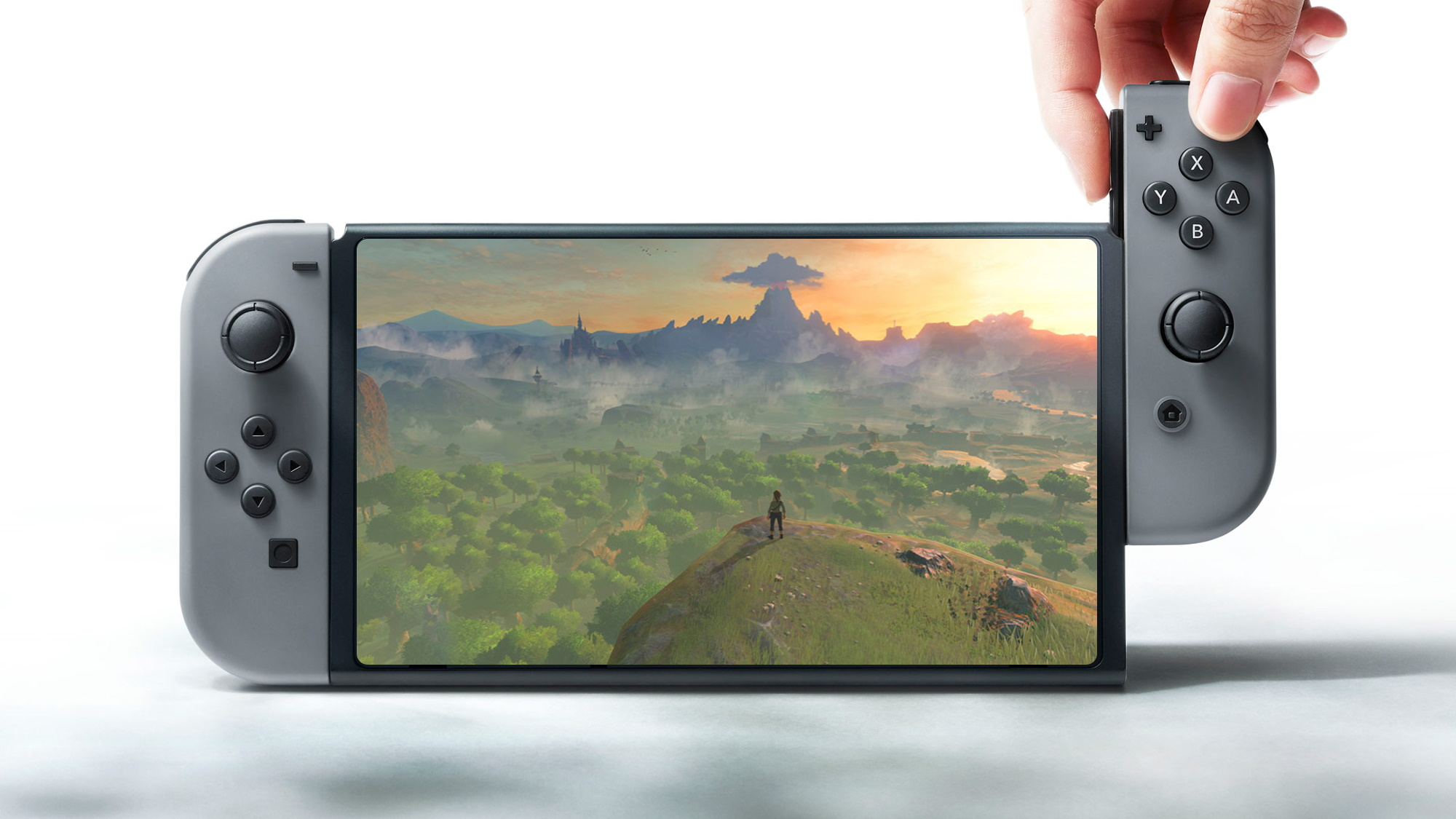 nintendo switch pro features and launch