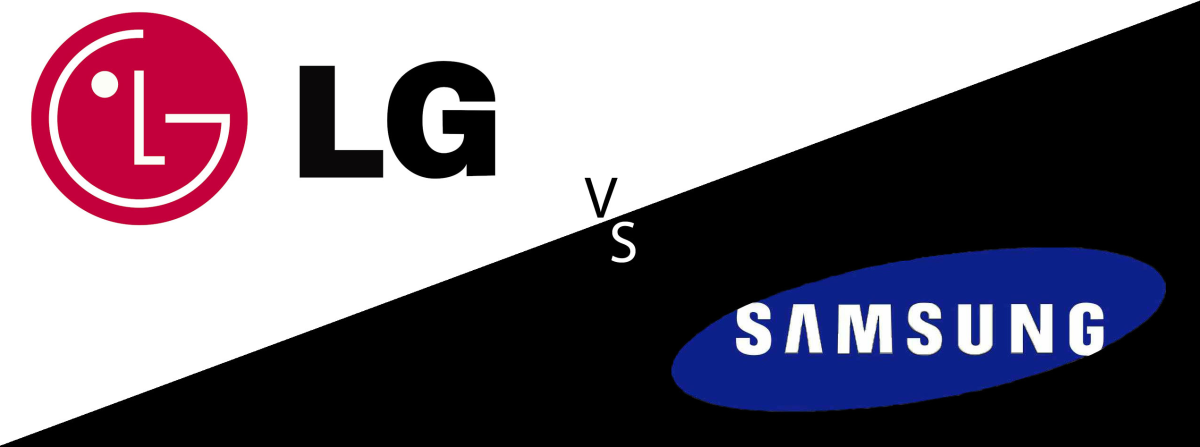 LG and samsung rivalry gone quiet