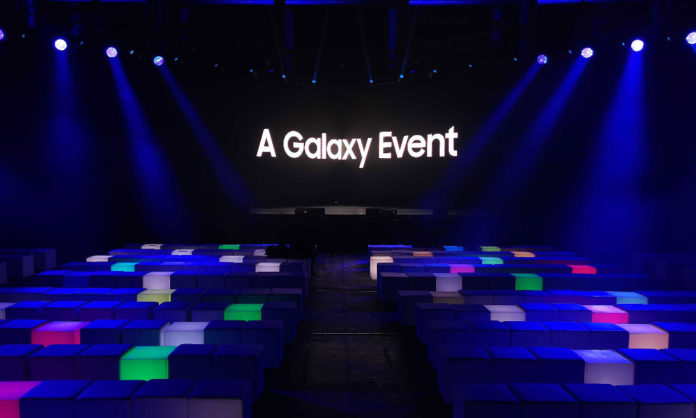 samsung next event date released