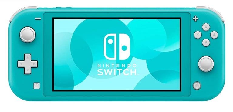 Nintendo switch lite and comparison