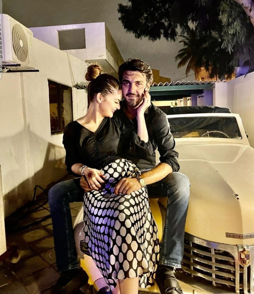 Minal Khan's Post Engagement Party Pictures Are Setting The Internet On Fire
