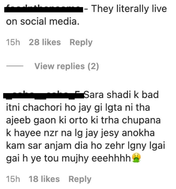 sara khan baby bump