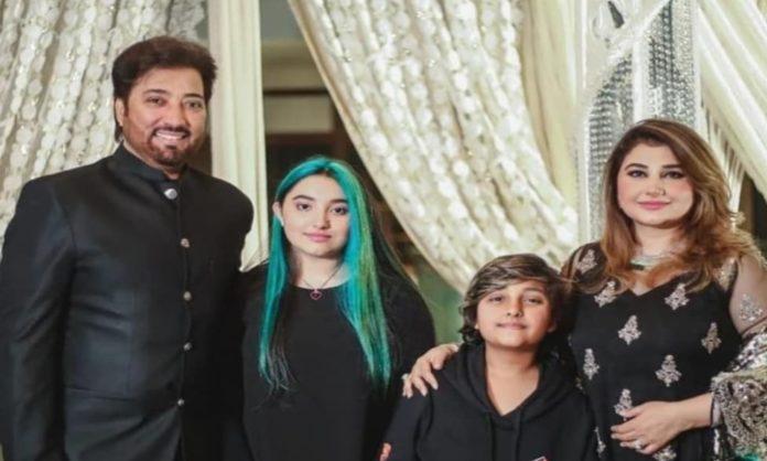 javeria saud parenting questioned