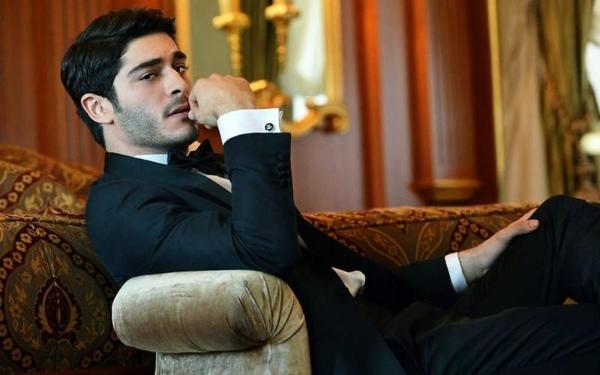 handsome turkish actors