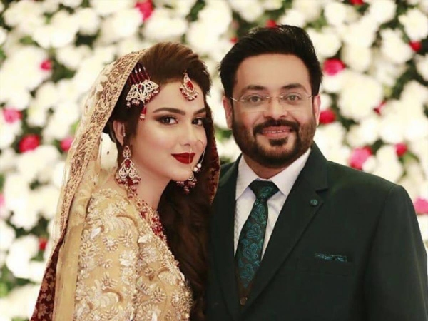 aamir liaquat third marriage controversy
