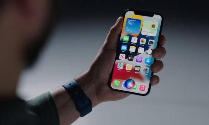 siri by apple and iOS 15