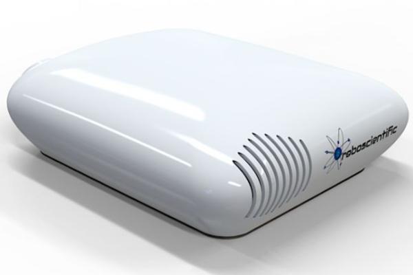 ceiling-mounted alarm detect coronavirus