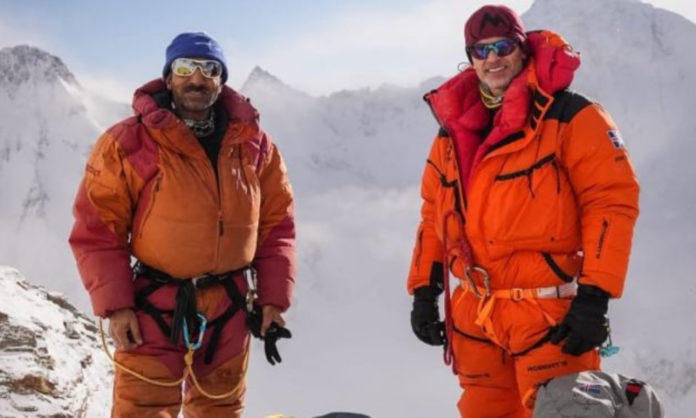 Ali Sadpara and another mountaineer body found