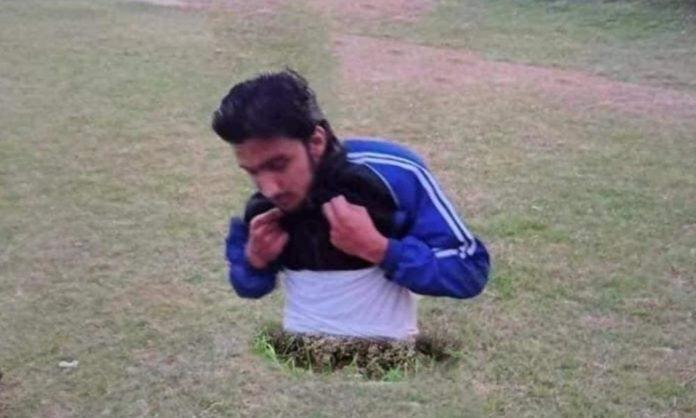 Pakistani guy
