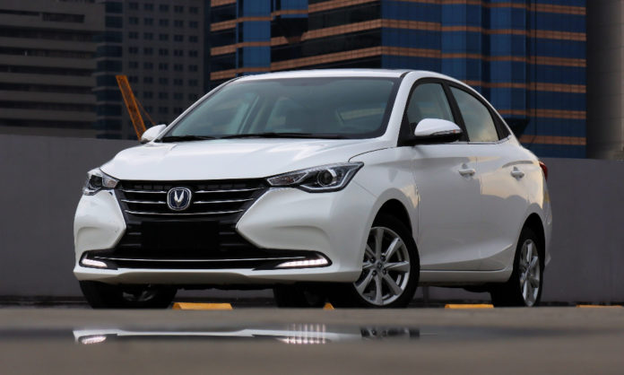new prices for Changan alsvin and karvaan