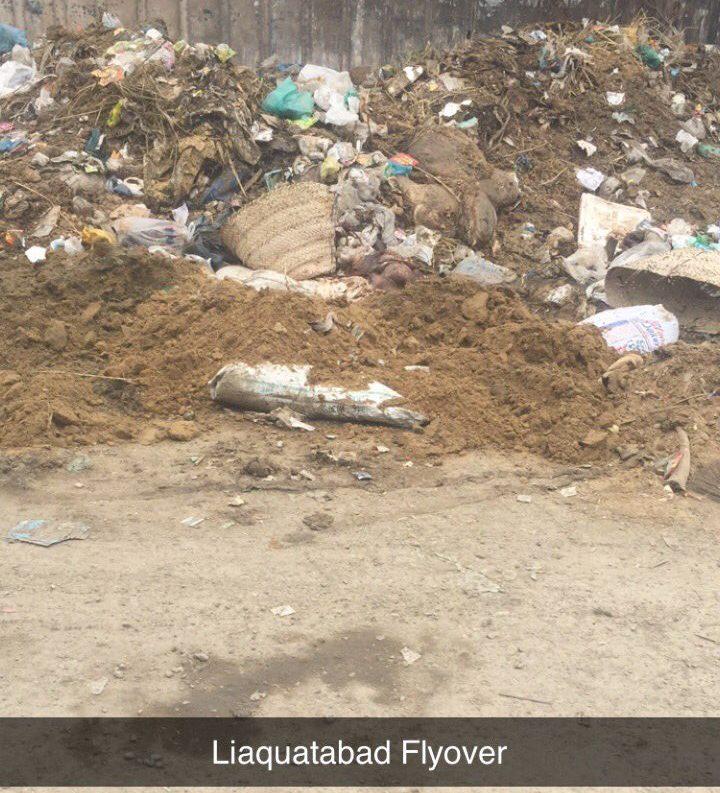 post eid situation in karachi