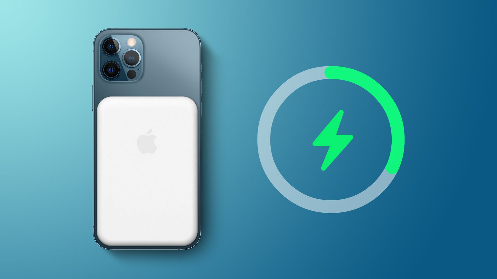 MagSafe battery pack and Apple