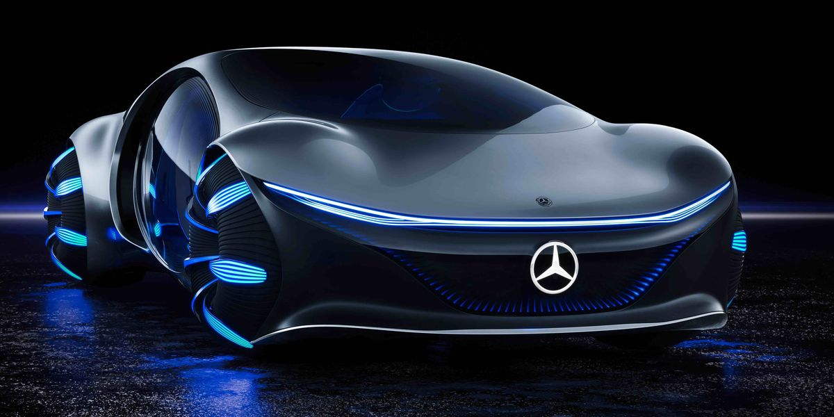 electric cars and mercedes stepping up