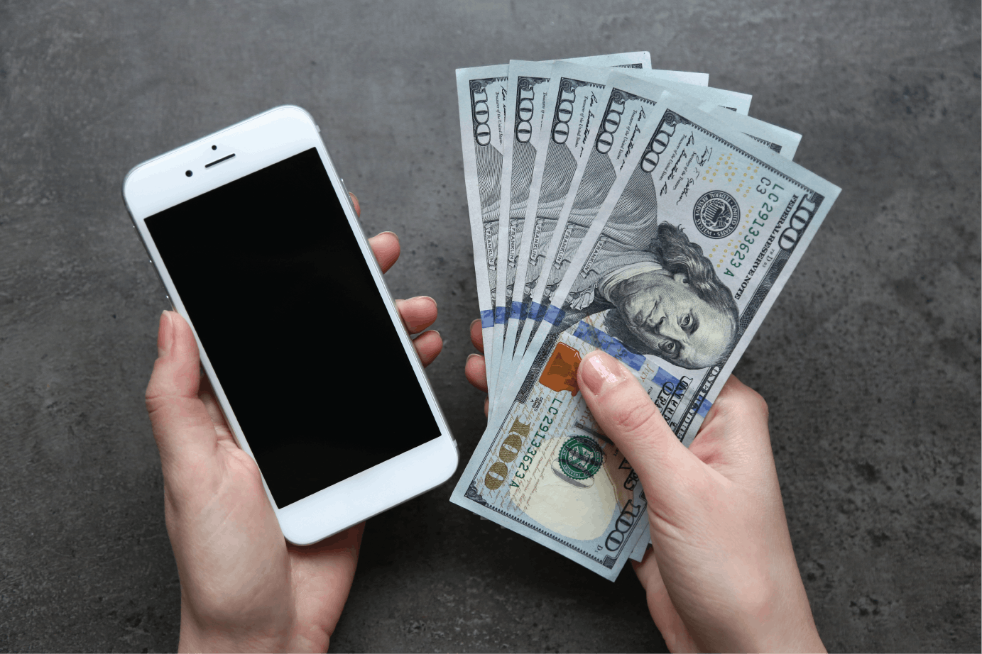 buying a phone with resale value