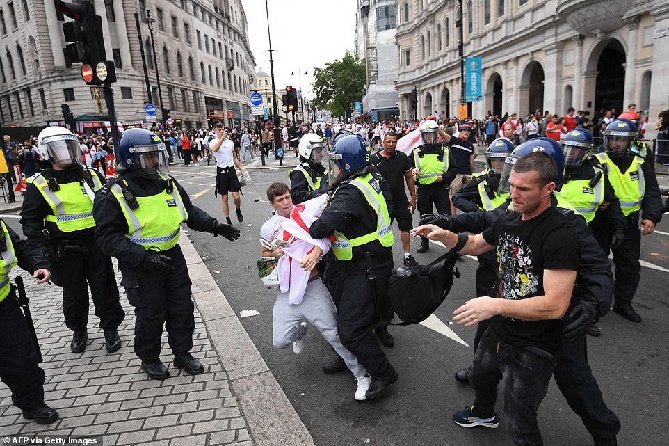 euro 2020 and fans creating chaos