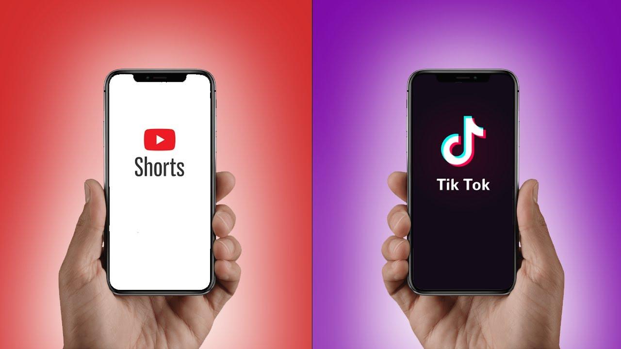 youtube shorts with tiktok cpmparison