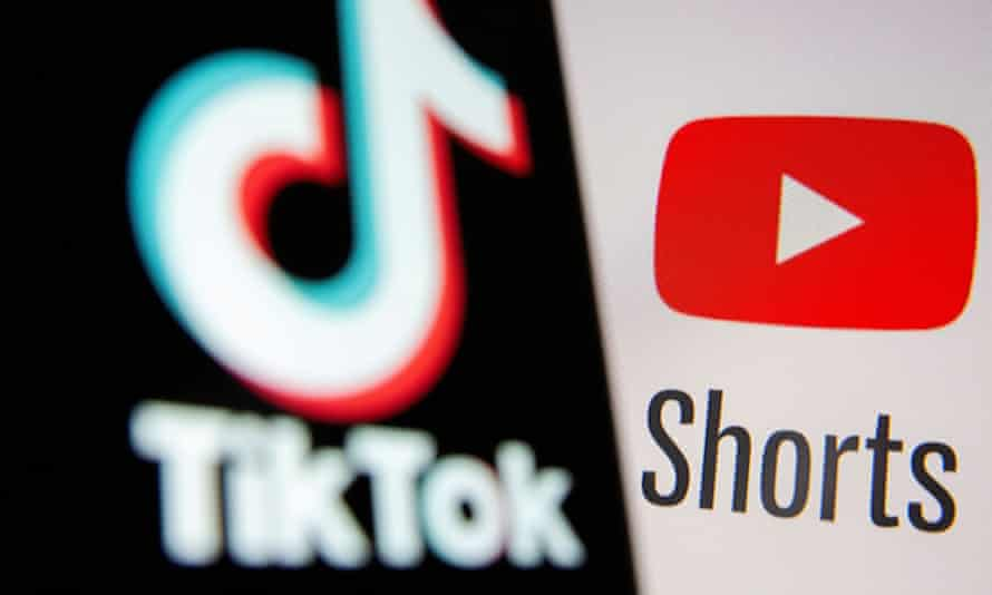 youtube shorts and tiktok workings