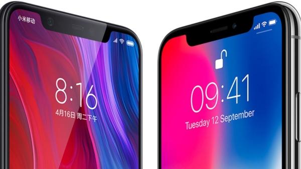 xiaomi apple phone maker overtakes