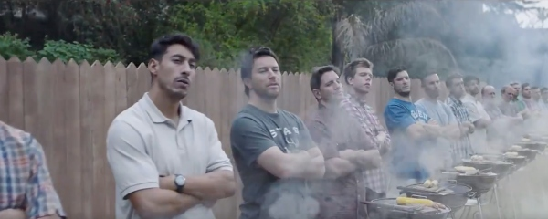 gillette toxic masculinity ad