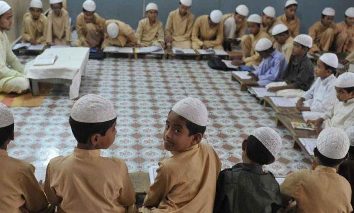 madrassa teacher