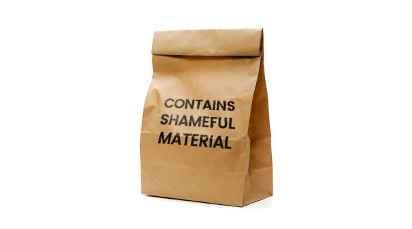 ad brown bag taboos