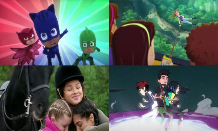8 Netflix Shows To Watch With Your Children