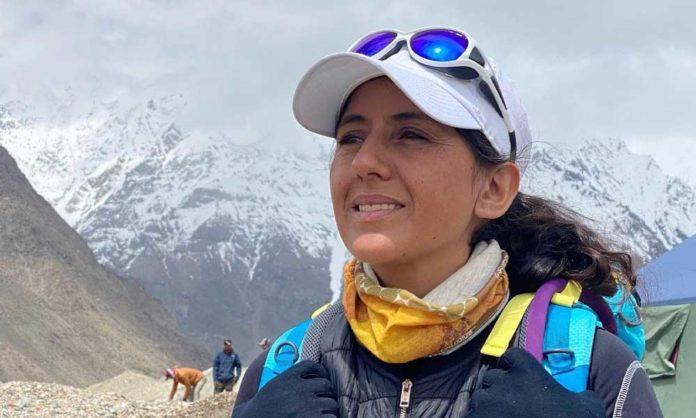 Samina Baig first pakistani female mountaineer