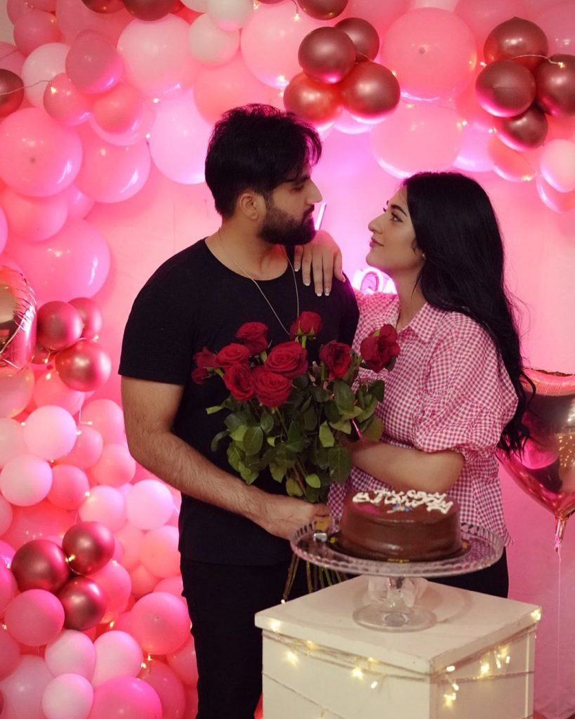 Sarah Khan Gets The Most Beautiful Surprise On Her Birthday