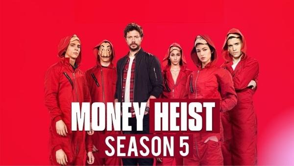 money heist season 5 trailer