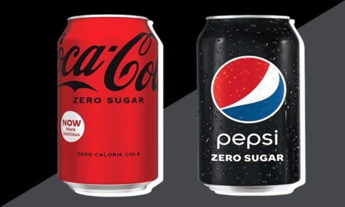 Brand Wars: Pepsi Zero Sugar Takes A Dig At Coke Zero