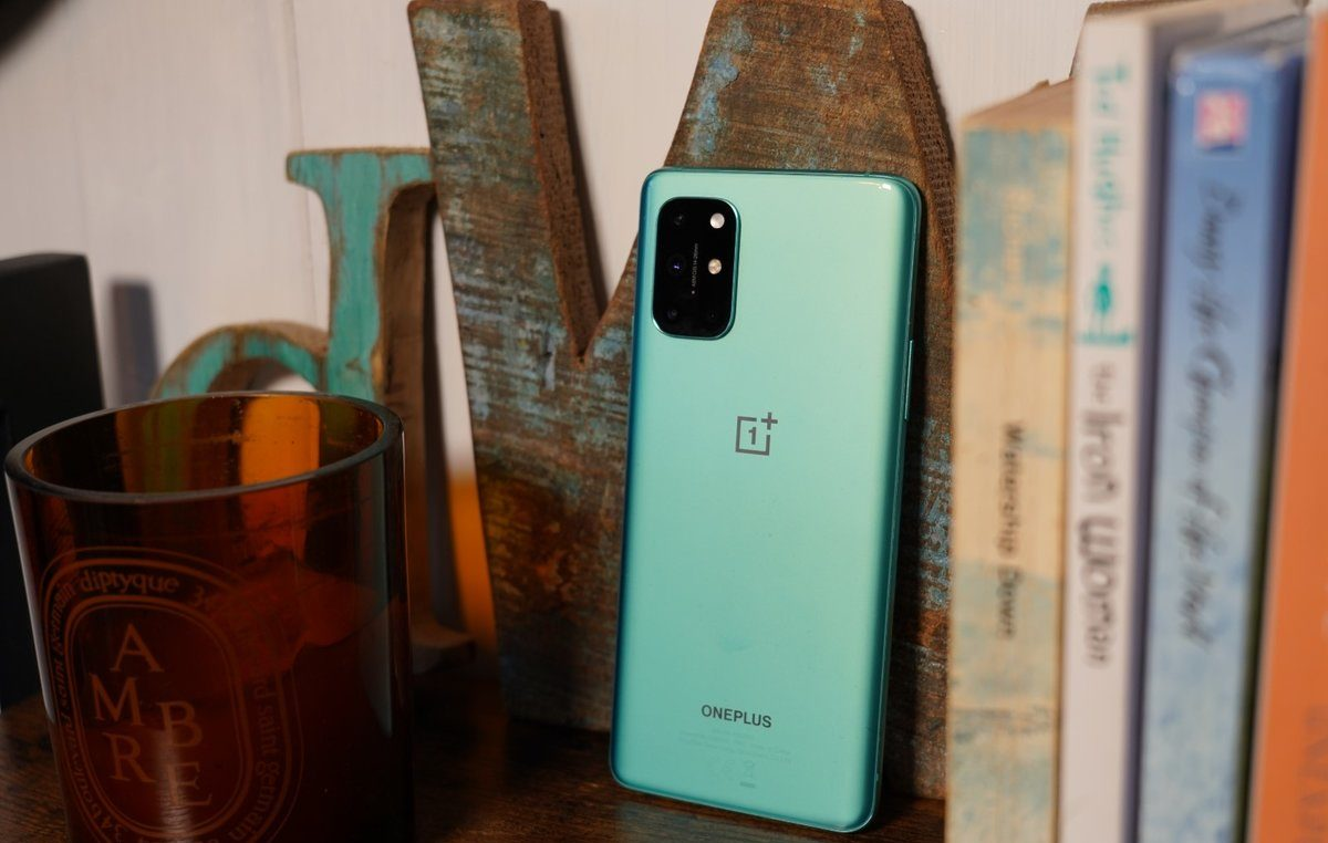 OnePlus and on a new sale with 8T