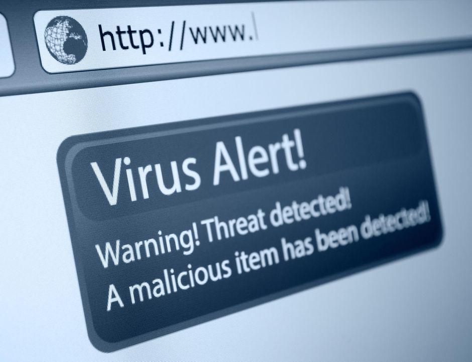 viruses prevention on computer