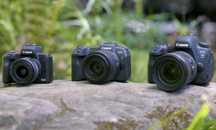 DSLR fading away and mirrorless coming
