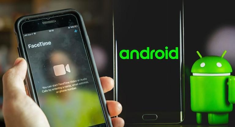 facetime and android devices using it