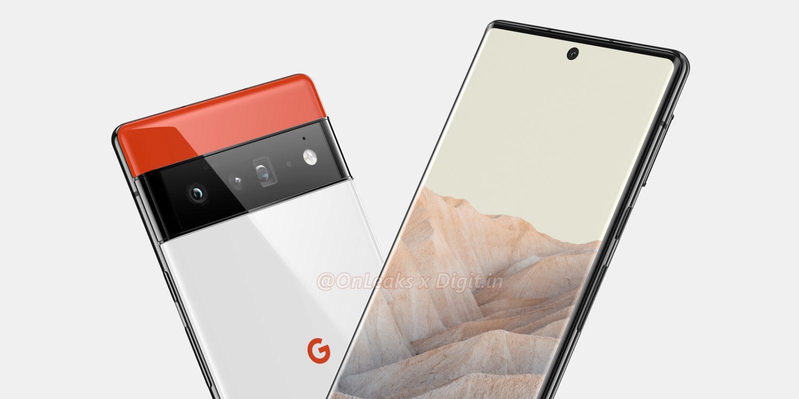 google pixel and picel pro comparison