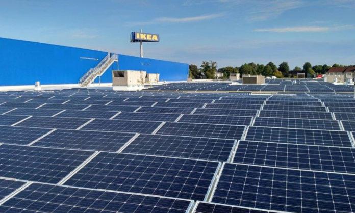 IKEA to start selling renewable energy to households now
