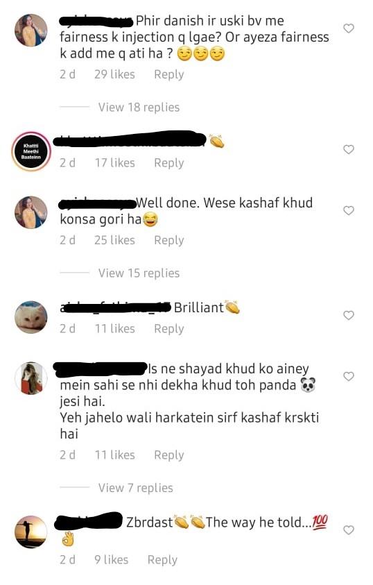 Pakistanis School Danish Taimoor On His Contradictory Actions