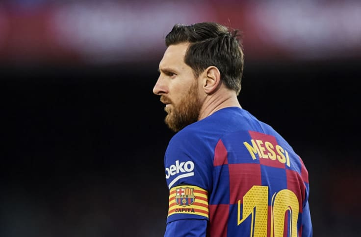 lionel messi and leaving barcelona