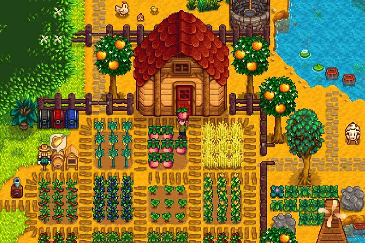 stardew valley and good nintendo switch game