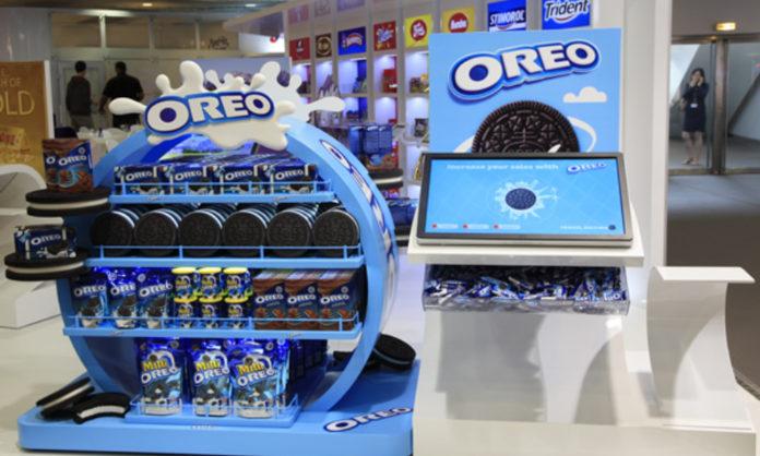 new oreo store opened