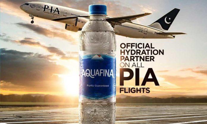 Aquafina PIA