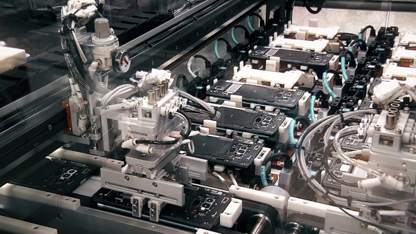 manufacturing of phones by Samsung through LMC